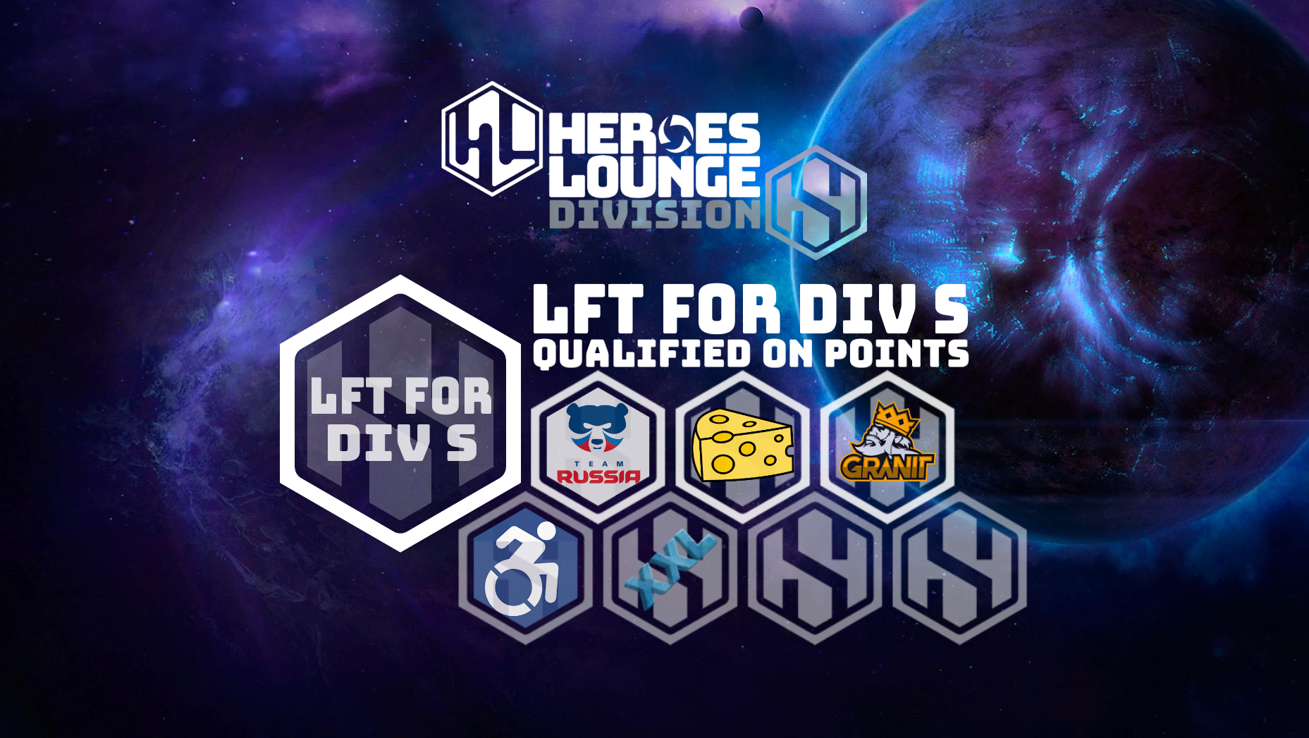 EU Division S - Last teams to qualify - Blog Post | Heroes