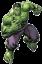 FAT Hulk Logo