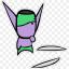 No Soak Ninjas Logo