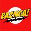 Bazzzzinga Logo