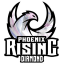 Phoenix Rising Diamond Logo