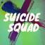 Suicide Squad X Logo