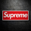 Support Supreme Logo