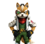 FAT Fox McCloud Logo