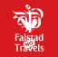 Falstad No Travels Logo