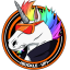 Unicorns United Logo