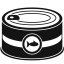 Sardiinis in a Can Logo