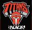 Titans black Logo
