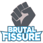 BrutalFissure Ace Logo