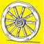 6th Wheel HotS Logo
