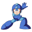 FAT Mega Man Logo
