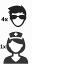 4 Guys 1 Nurse Logo