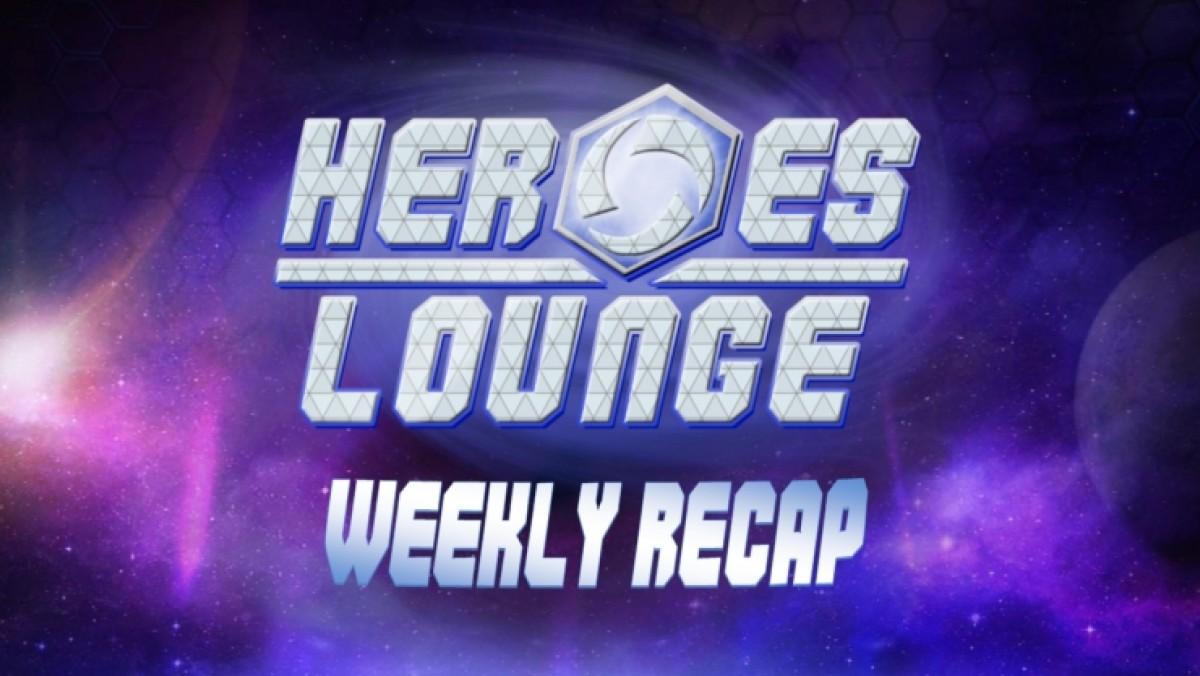 Heroes Lounge S3 Weekly Recap #3 & #4