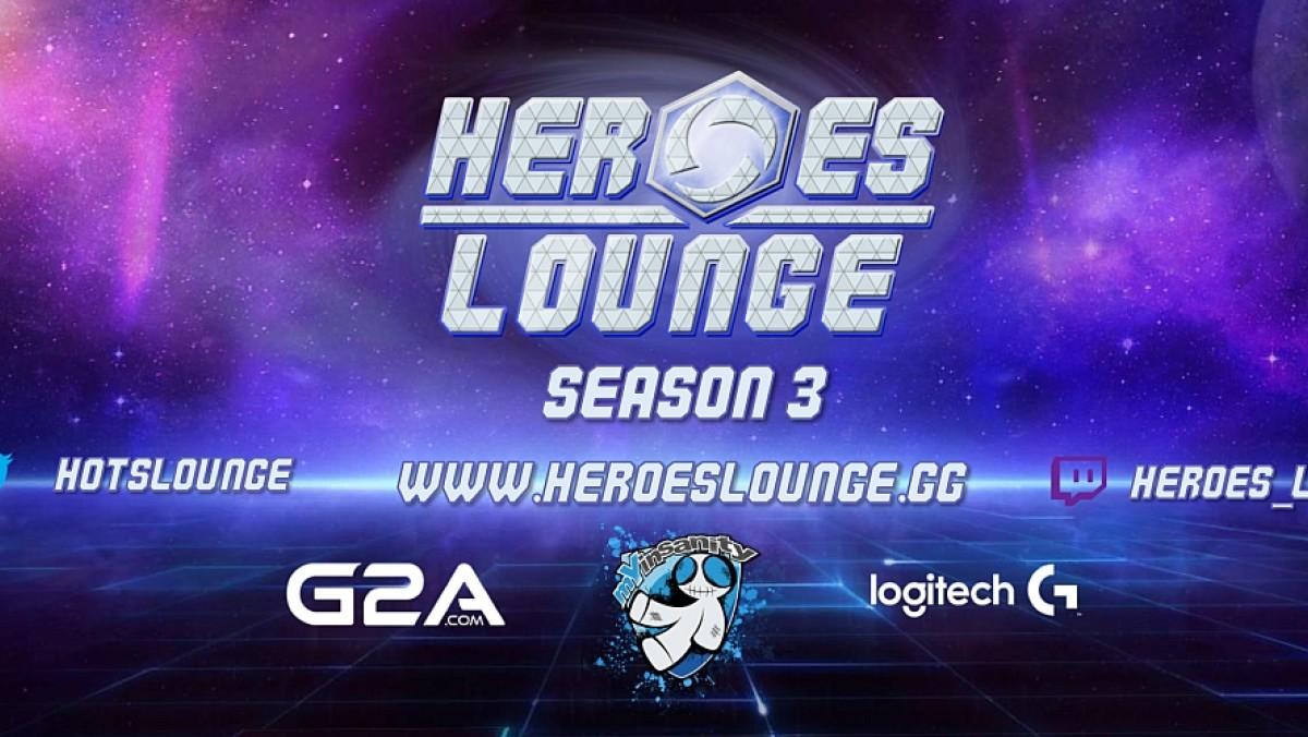 Heroes Lounge Season 3 presented by mYinsanity