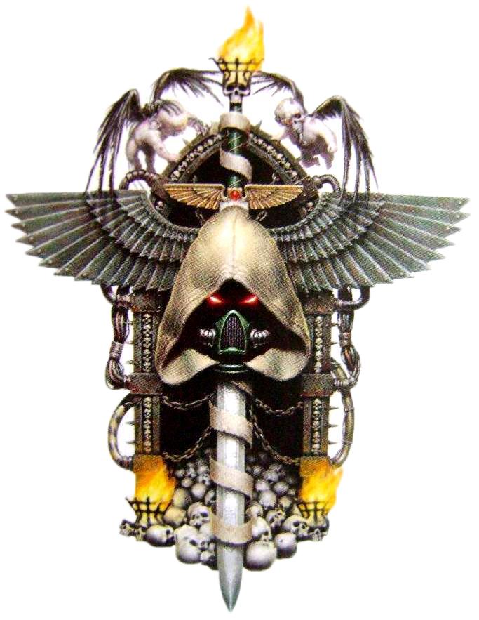 Dark Angels Logo