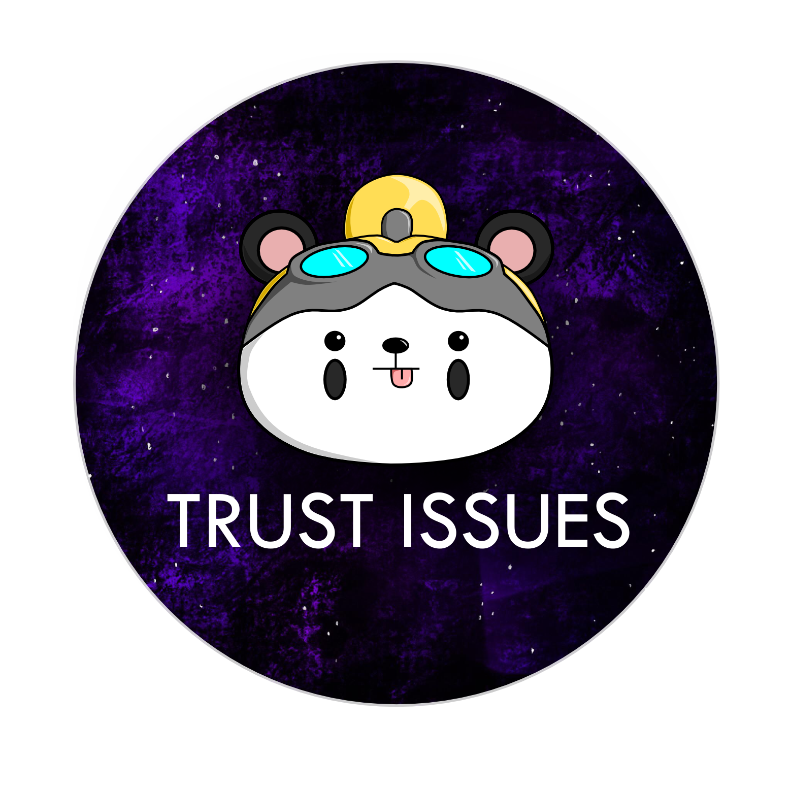 Trust Issues Logo