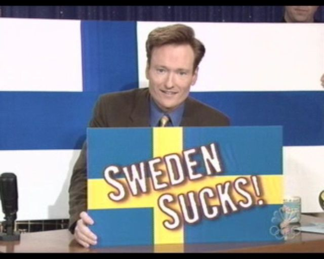 Stupid Swedes Logo
