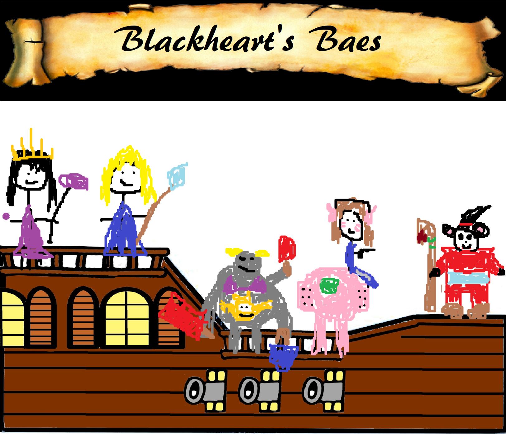 Blackheart's Baes