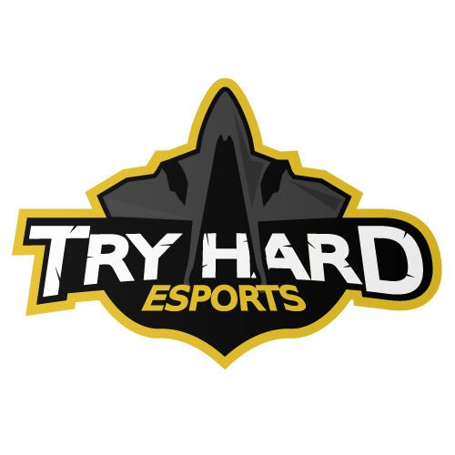 Try Hard Logo
