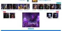 Website Improvements: Drafts, Bans and Statistics!