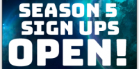 Heroes Lounge Season 5 Signups are open!