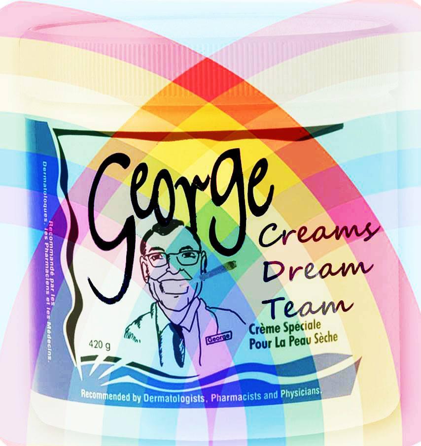 George Cream's Dream Team Logo