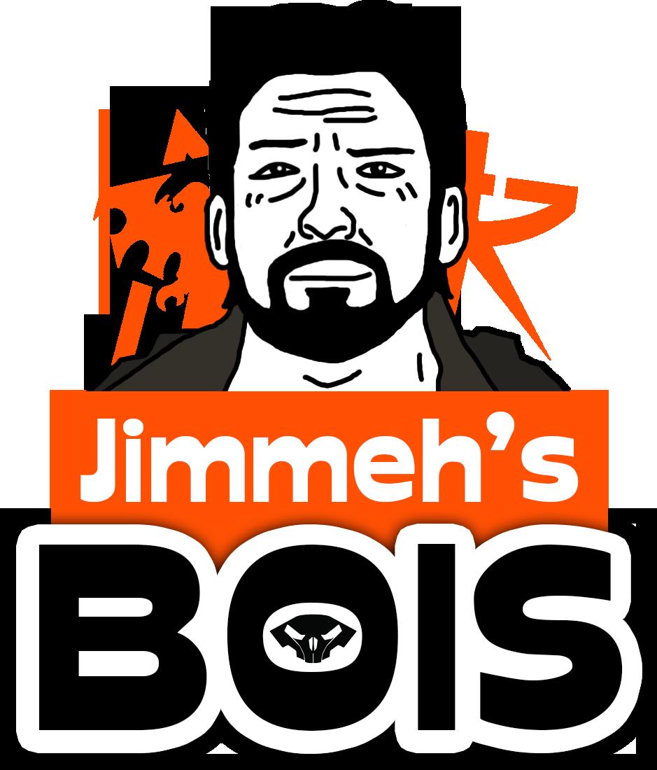 Jimmeh's Bois Logo