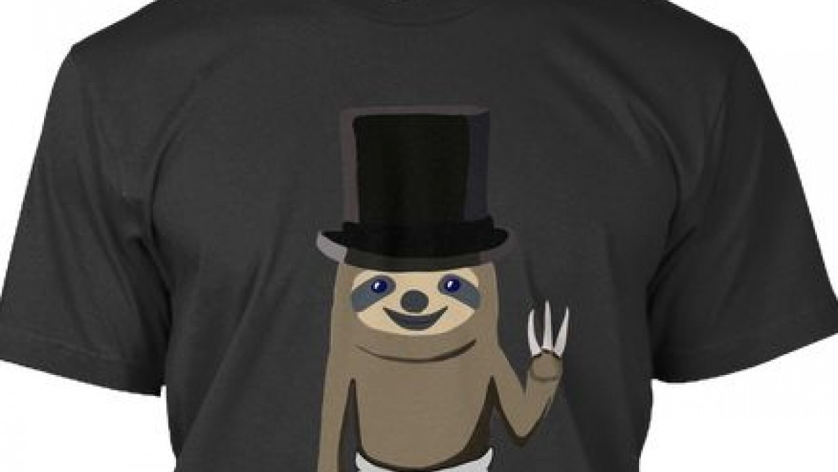 Heroes Lounge Sloth Chibi Shirt and more
