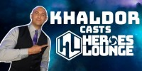 Khaldor is doing it again tonight