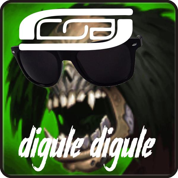 CoB old sGhoul Logo