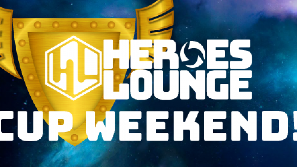 Heroes Lounge Cup and more