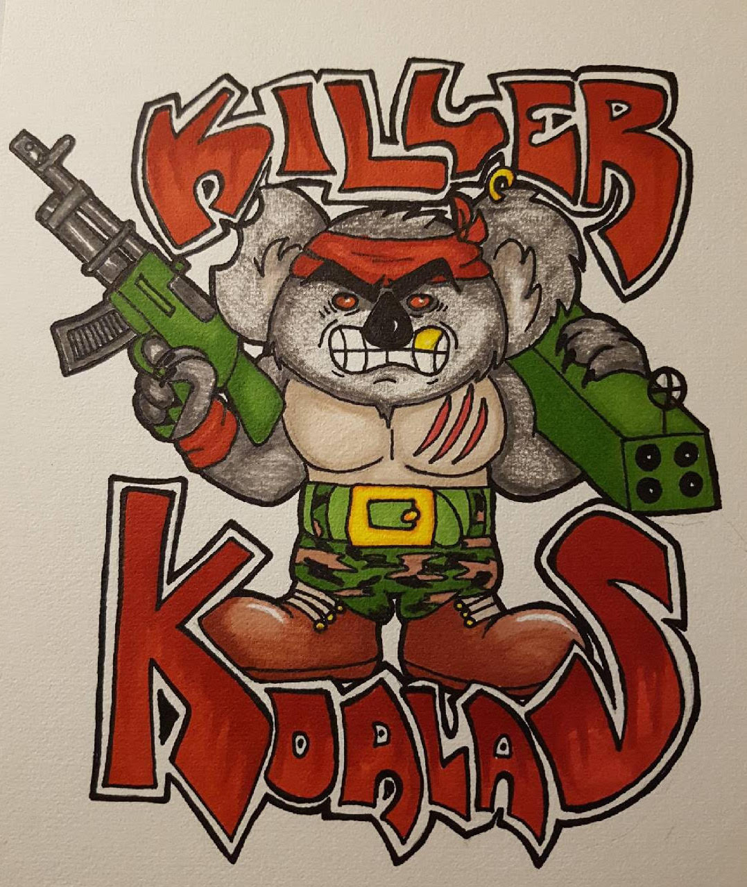 Killer Koalas