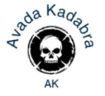 Avada Kadabra Logo