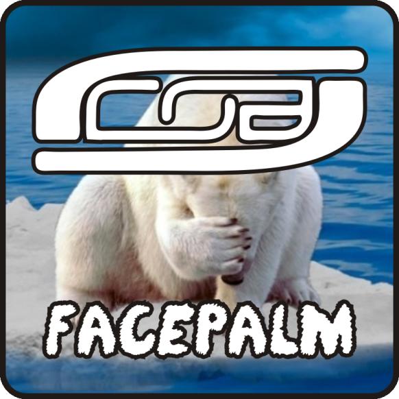 CoB Facepalm