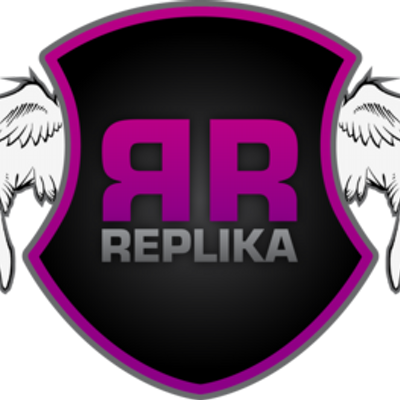 Team Replika Logo