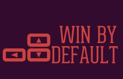 Win By Default Logo