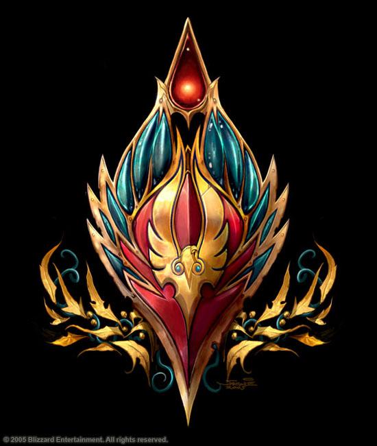 Sin'Dorei Warriors Logo