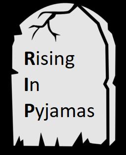 Rising in Pyjamas Logo