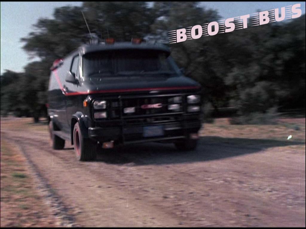 BOOST BUS Logo