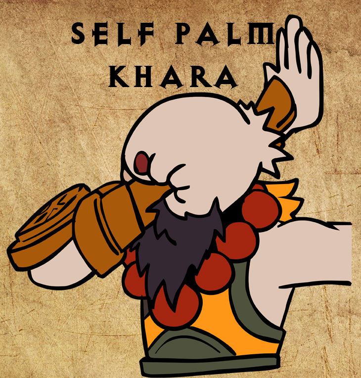 Self Palm Khara