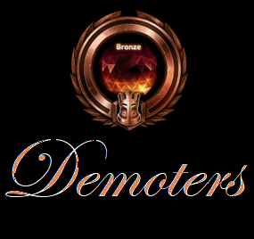 Demoters Logo