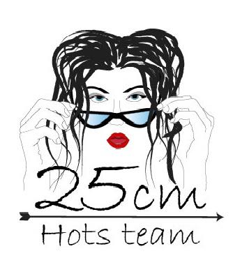 25cm Logo