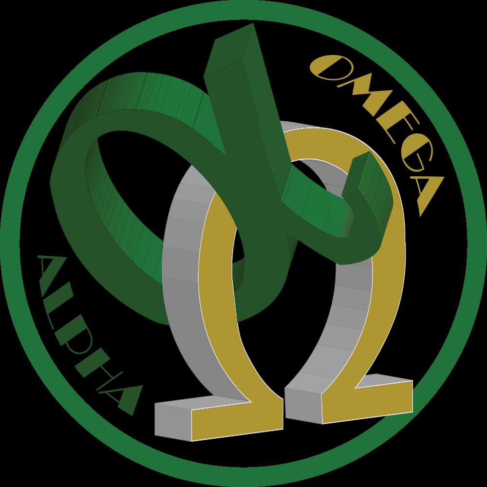 Alpha & Ωmega Logo