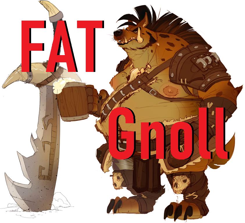 FAT Gnoll