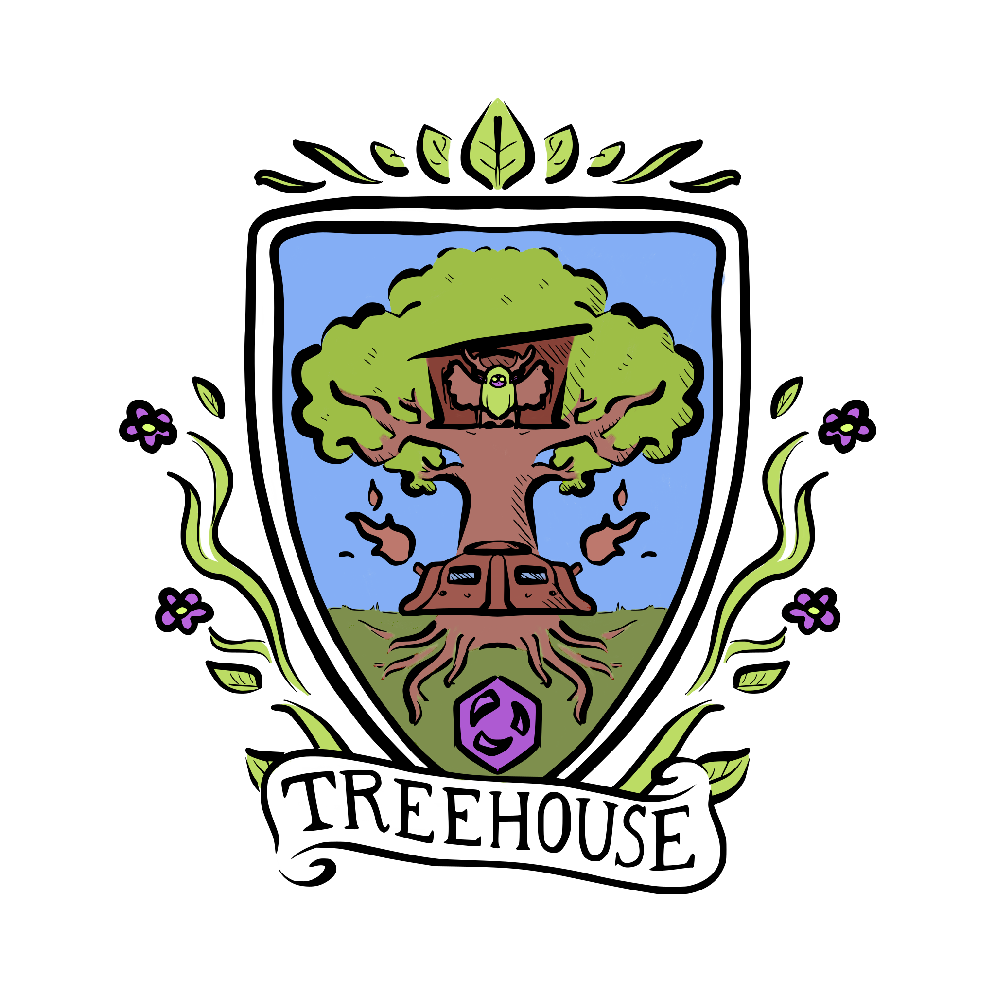 Treehouse Gaming Logo