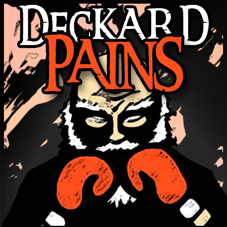 Deckard Pains Logo