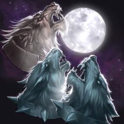 Team Moon Moon Logo