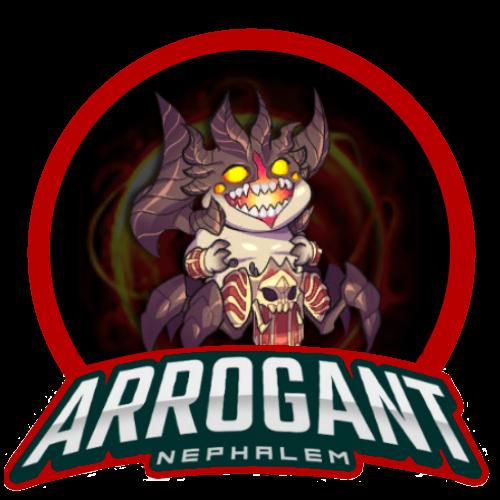 Arrogant Nephalem