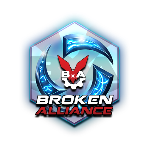 Broken Alliance Gaming Logo