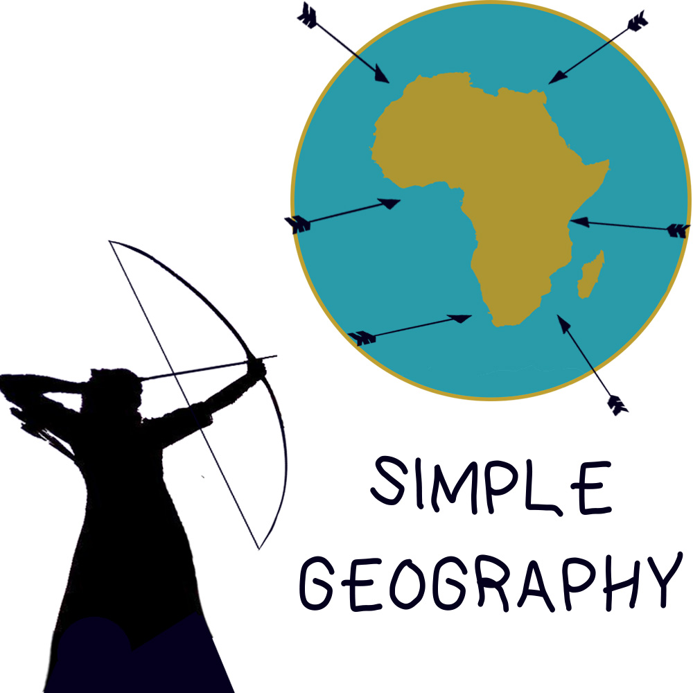 Team Simple Geography Logo